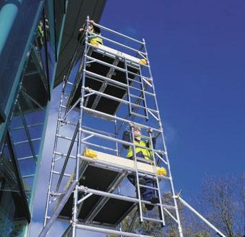 Alloy Tower Scaffolding