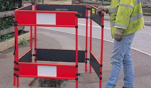 Barriers And Cones