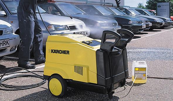 Electric Power Washer Laois Hire