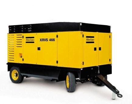 Towable Compressors