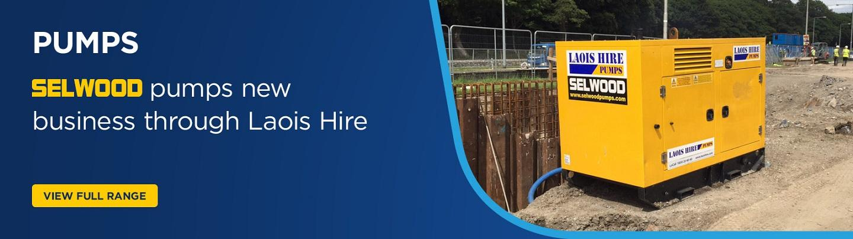 Selwood | Laois Hire | Plant & Tool Hire | Laois Hire
