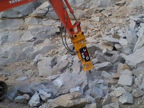 0.8 – 8t Rock Breakers