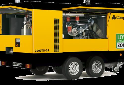CompAir C200 Turboscrew