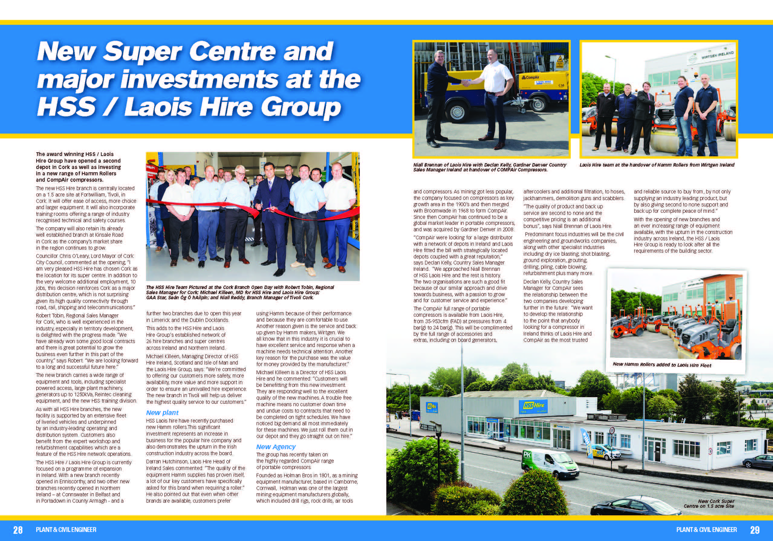 HSS _ Laois Hire Group Spread