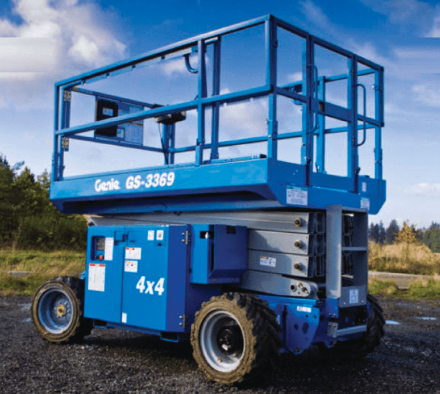 Cherry Pickers, Boom Lifts, Scissor Lifts for Hire in Dublin