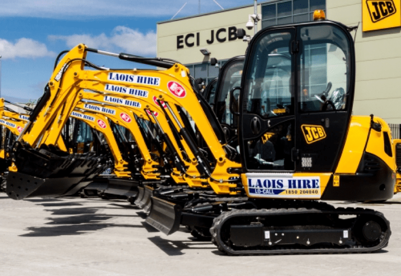 Plant Hire in Wexford