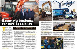 Booming Business For Hire Specialist – As Seen In Machinery Movers